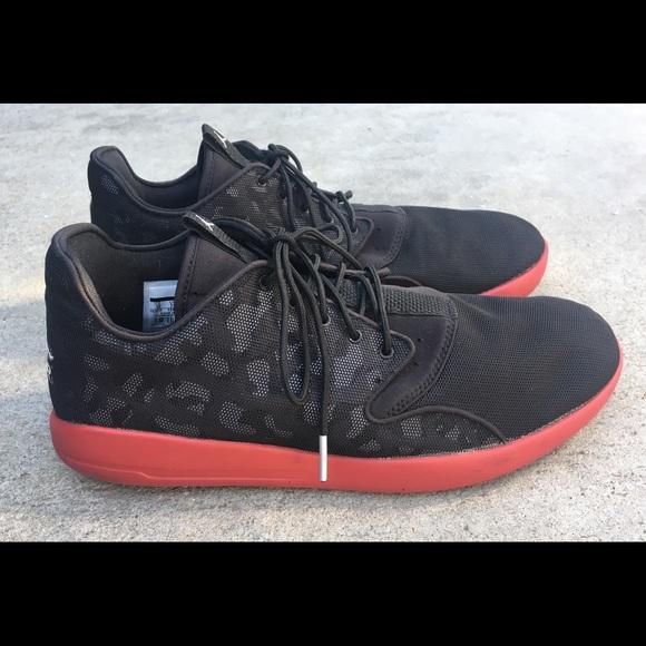 Nike Men Jordan Eclipse Camo Black